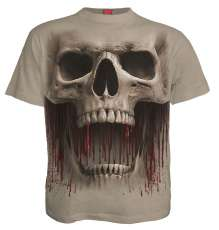 T-shirt DEATH ROAR - Stone