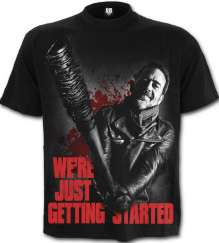 NEGAN - JUST GETTING STARTED