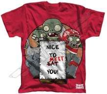 T-shirt Nice to Meet You