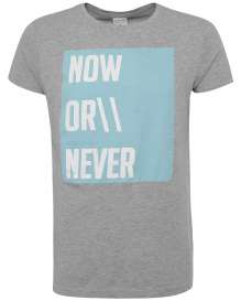 T-Shirt Now or Never